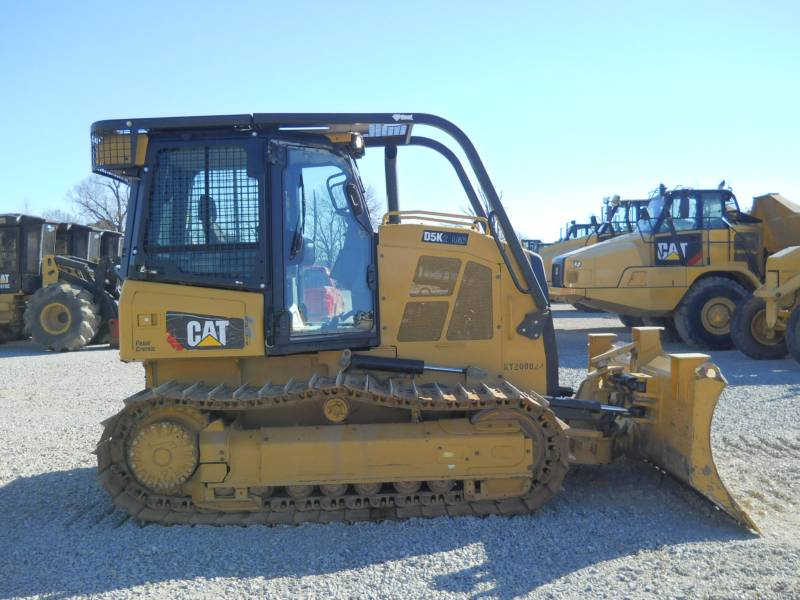 CATERPILLAR ブルドーザ D5K2LGP equipment  photo 6