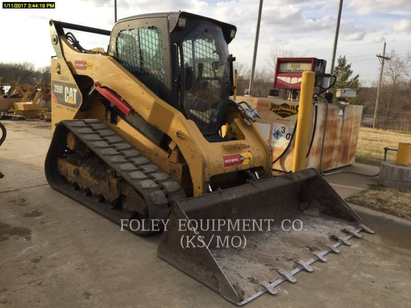 CATERPILLAR SKID STEER LOADERS 299DXPS2CA equipment  photo 2