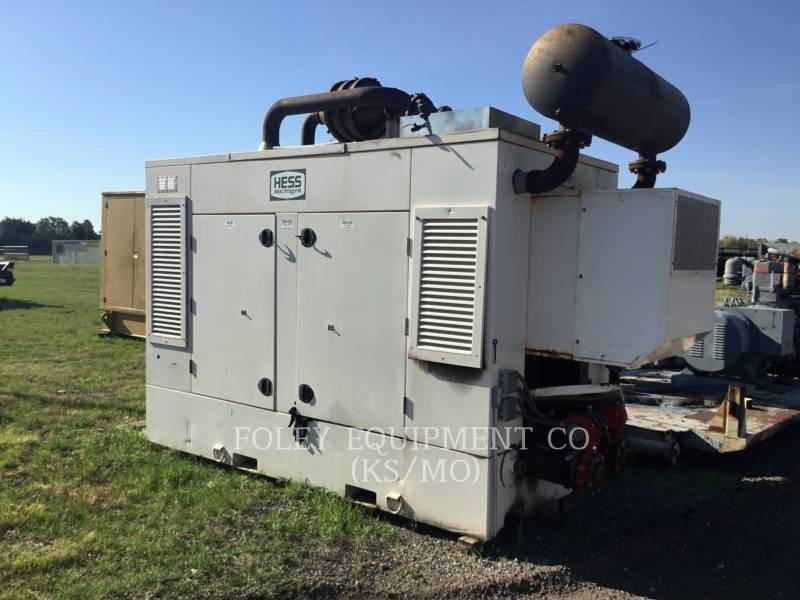 DAEWOO STATIONARY GENERATOR SETS GV222TICEP equipment  photo 2