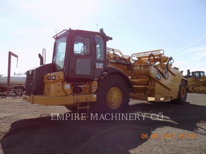 CATERPILLAR ホイール・トラクタ・スクレーパ 623K equipment  photo 4