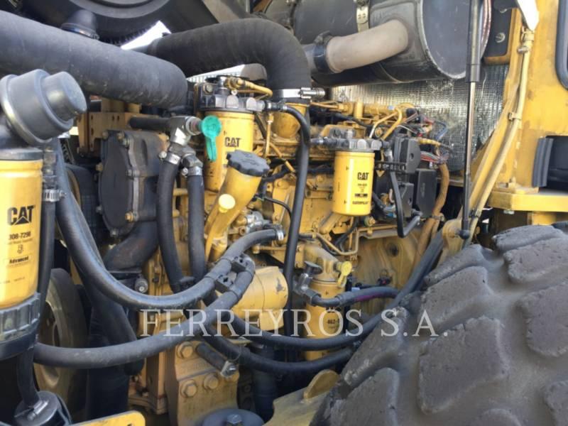 CATERPILLAR COMPATTATORE A SINGOLO TAMBURO VIBRANTE LISCIO CS78B equipment  photo 7