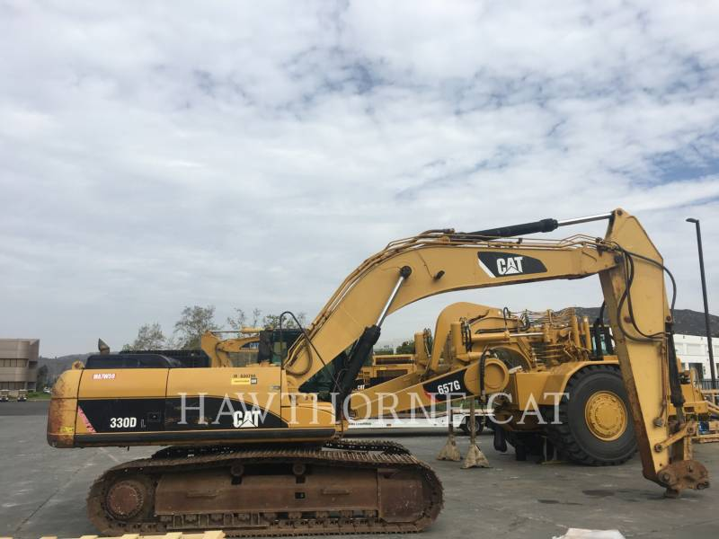 CATERPILLAR PELLES SUR CHAINES 330 D L equipment  photo 2