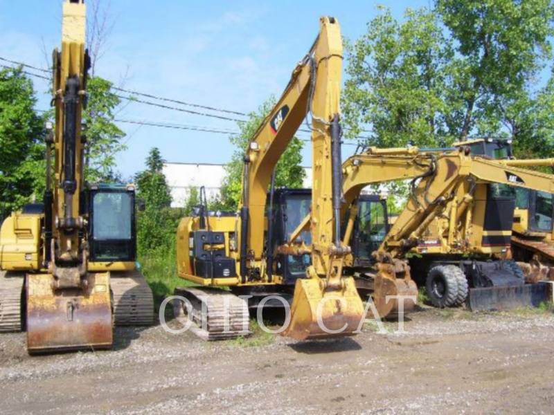 CATERPILLAR KETTEN-HYDRAULIKBAGGER 312EL equipment  photo 5