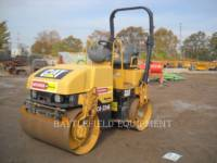 Equipment photo CATERPILLAR CB-224E COMPACTEURS TANDEMS VIBRANTS 1