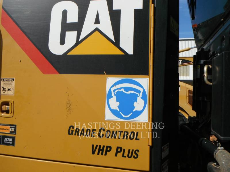 Caterpillar AUTOGREDERE 140M equipment  photo 12