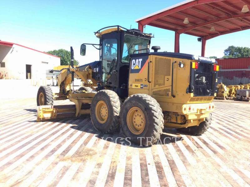 CATERPILLAR MOTOR GRADERS 12M L14 equipment  photo 4