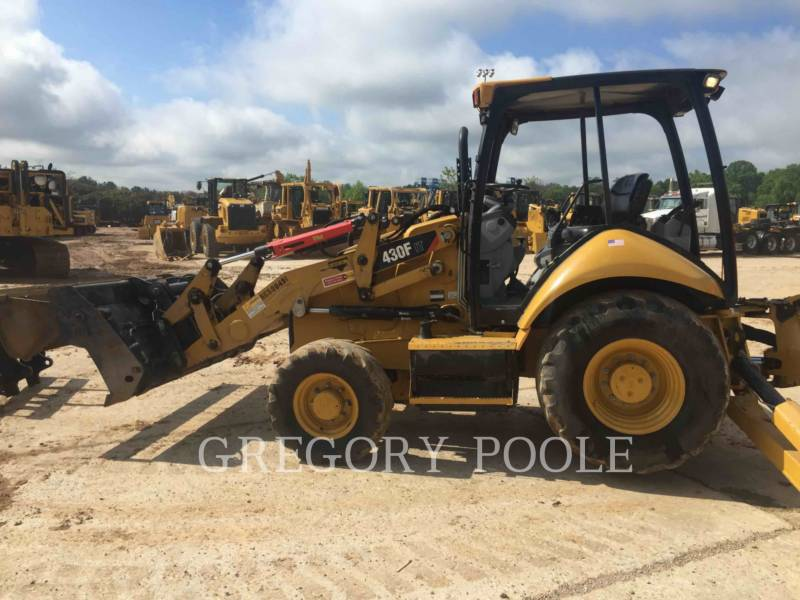 CATERPILLAR CHARGEUSES-PELLETEUSES 430F/IT equipment  photo 10