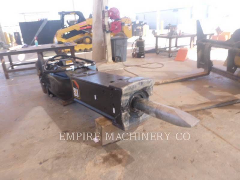 CATERPILLAR WT - ハンマー H160ES equipment  photo 4