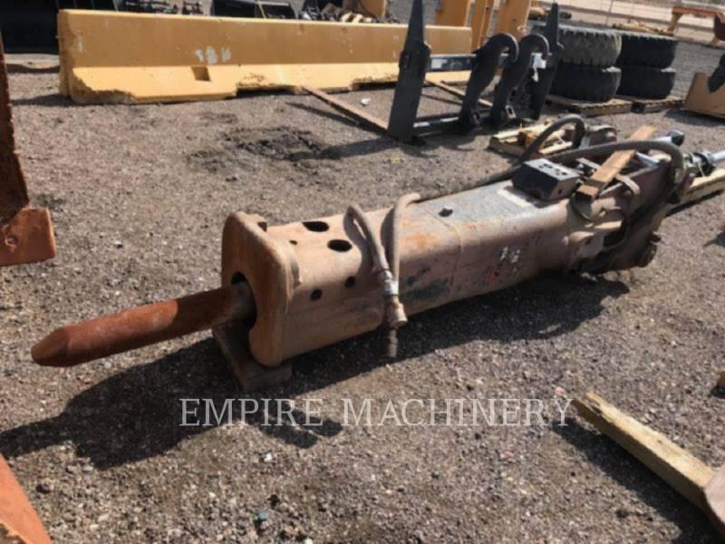 CATERPILLAR  HAMMER H140DS equipment  photo 5