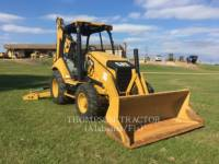 CATERPILLAR BAGGERLADER 416F equipment  photo 1
