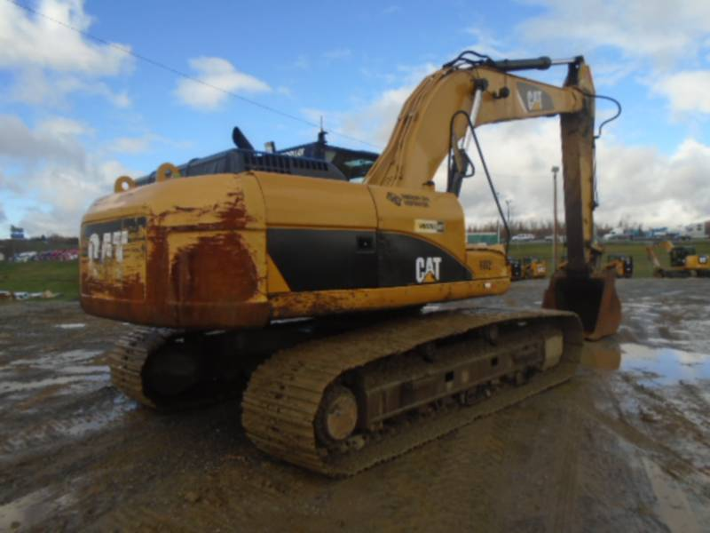CATERPILLAR ESCAVADEIRAS 329DL equipment  photo 3