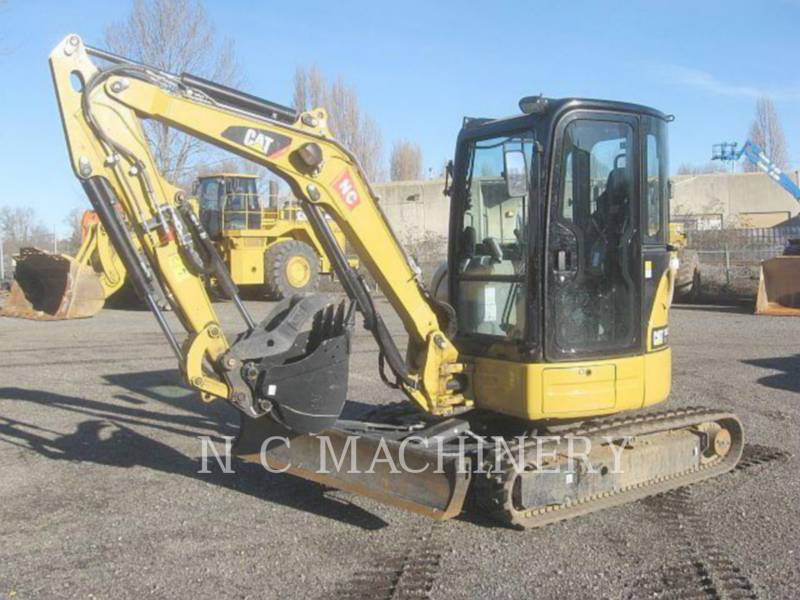 CATERPILLAR EXCAVADORAS DE CADENAS 303.5ECRCB equipment  photo 1