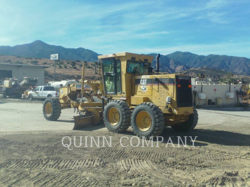 CATERPILLAR MOTORGRADER 120HNA equipment  photo 6