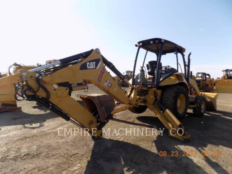 CATERPILLAR バックホーローダ 420F 4EO equipment  photo 2