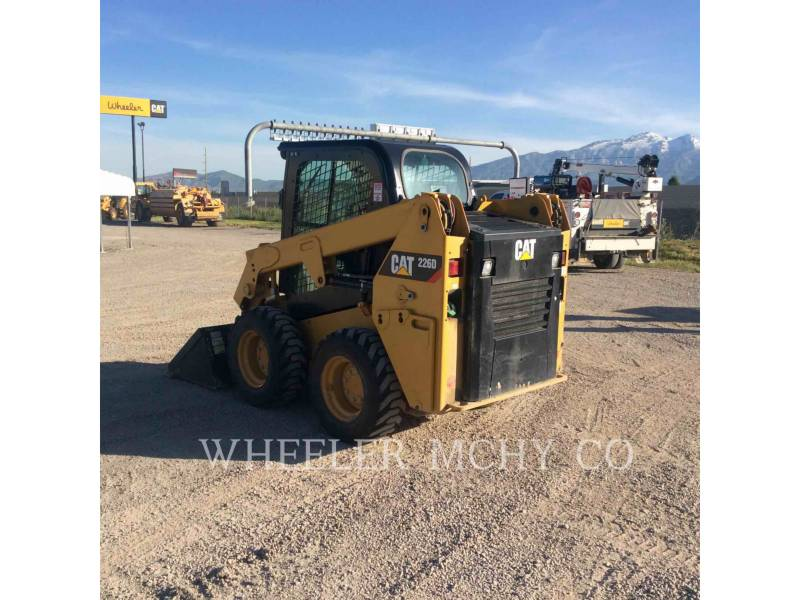 CATERPILLAR SKID STEER LOADERS 226D C3 equipment  photo 4