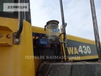 KOMATSU LTD. ŁADOWARKI KOŁOWE/ZINTEGROWANE NOŚNIKI NARZĘDZI WA430 equipment  photo 17