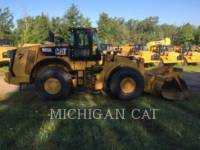 CATERPILLAR WHEEL LOADERS/INTEGRATED TOOLCARRIERS 980K LC equipment  photo 12