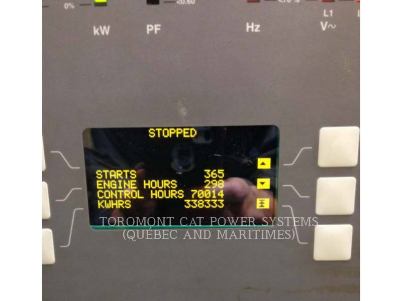 CUMMINS CONJUNTOS DE GERADORES ESTACIONÁRIOS DQKC-5753789_2000KW_4160VOLTS equipment  photo 3