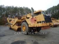 CATERPILLAR WHEEL TRACTOR SCRAPERS 615C equipment  photo 1