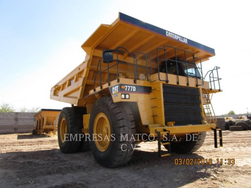 CATERPILLAR MINING OFF HIGHWAY TRUCK 777D equipment  photo 1