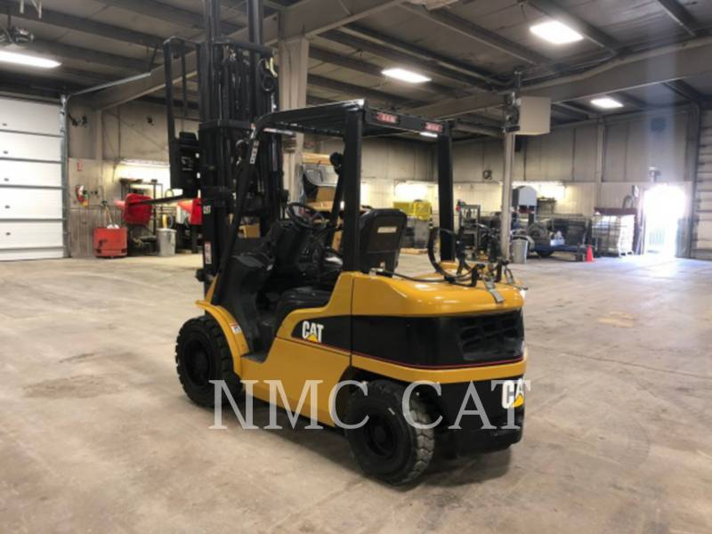 CATERPILLAR LIFT TRUCKS FORKLIFTS 2P6000_MC equipment  photo 3