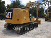 CATERPILLAR TRACK EXCAVATORS 313FL equipment  photo 5
