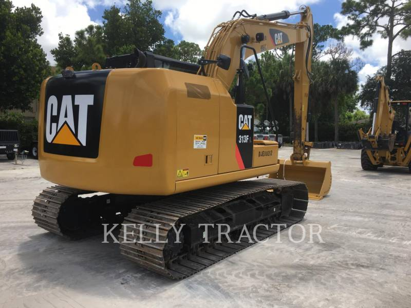 CATERPILLAR ESCAVADEIRAS 313FL equipment  photo 5