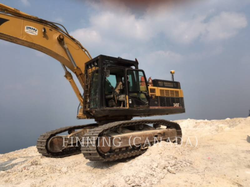 CATERPILLAR TRACK EXCAVATORS 345CLVG equipment  photo 1