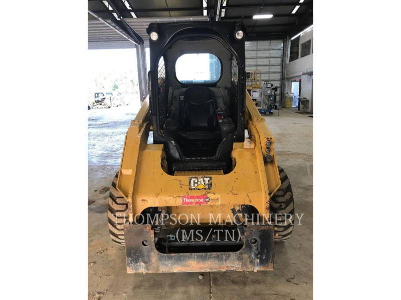 CATERPILLAR PALE COMPATTE SKID STEER 246D equipment  photo 4