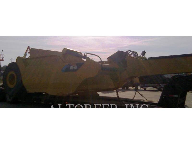 MOBILE TRACK SOLUTIONS WHEEL TRACTOR SCRAPERS MT30 equipment  photo 4