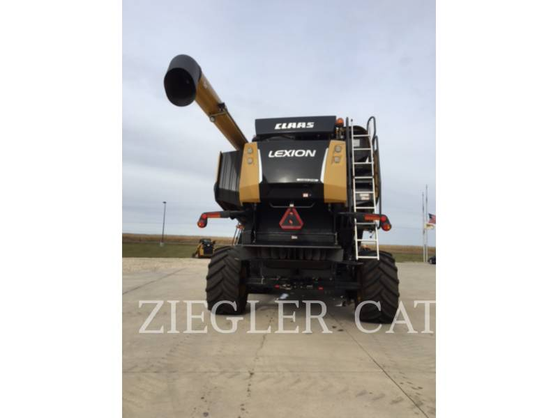 LEXION COMBINE COMBINADOS 740TT equipment  photo 5