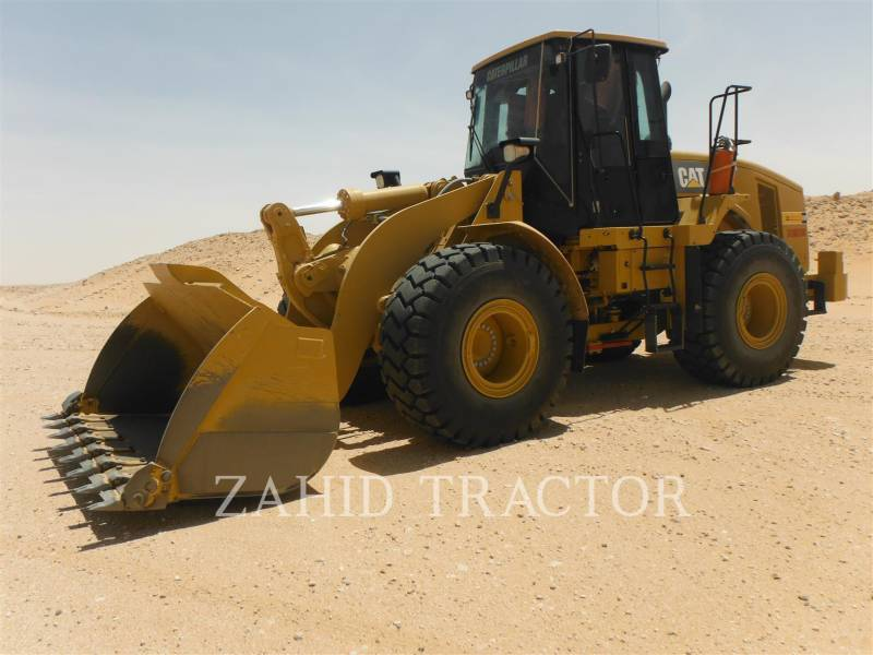 CATERPILLAR 鉱業用ホイール・ローダ 950H equipment  photo 1