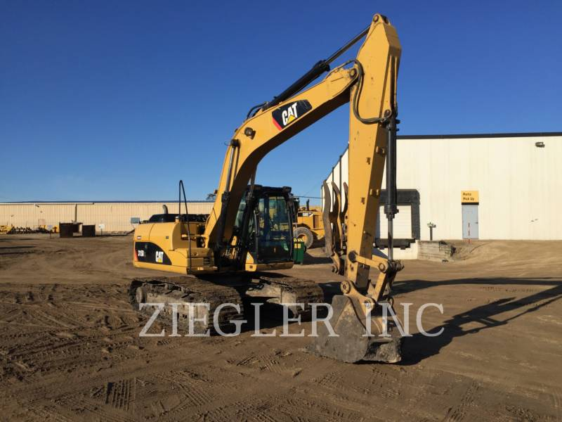 CATERPILLAR TRACK EXCAVATORS 315DL equipment  photo 1