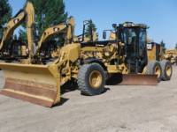 Equipment photo CATERPILLAR 160M モータグレーダ 1