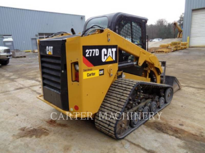 CATERPILLAR CHARGEURS COMPACTS RIGIDES 277D AC equipment  photo 3