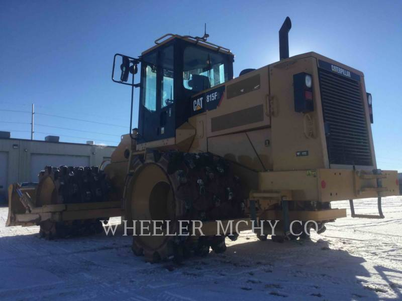 CATERPILLAR COMPACTEURS 815F2 equipment  photo 4