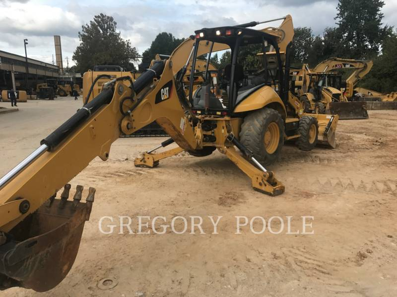 Caterpillar BULDOEXCAVATOARE 420FST equipment  photo 8