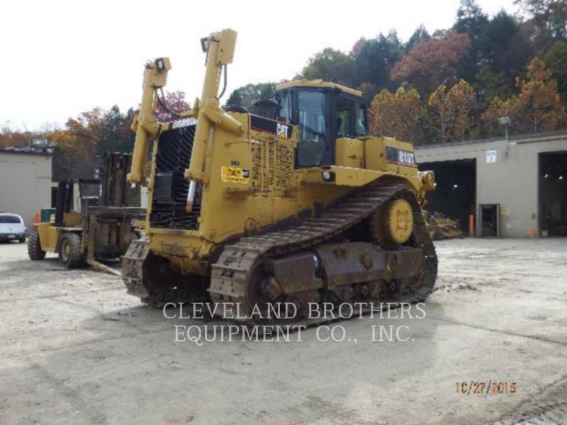 CATERPILLAR TRACK TYPE TRACTORS D10T R equipment  photo 4