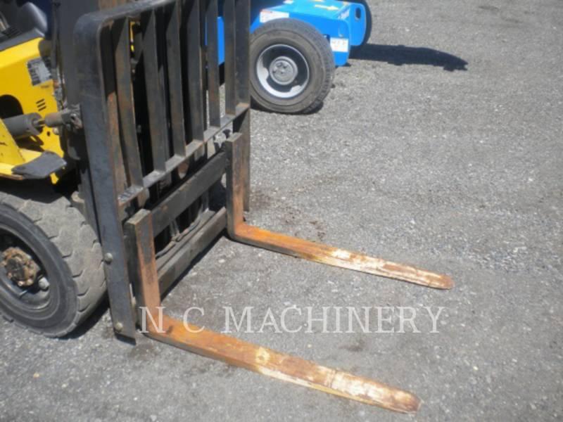 CATERPILLAR CHARIOTS À FOURCHE P5000 equipment  photo 9