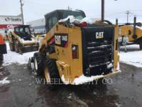 CATERPILLAR 滑移转向装载机 246D C3-H2 equipment  photo 4