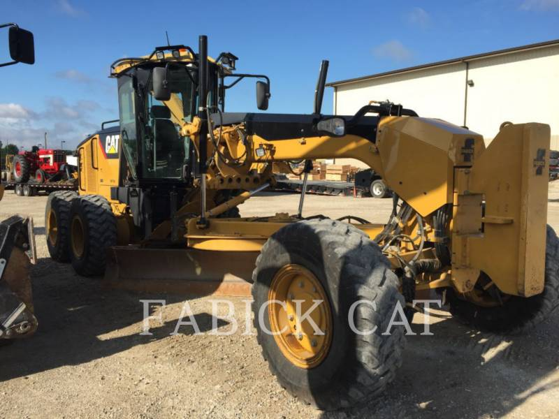 CATERPILLAR MOTORGRADER 140MAWD equipment  photo 1