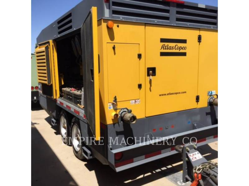 ATLAS-COPCO AIR COMPRESSOR XAS1800CD equipment  photo 3