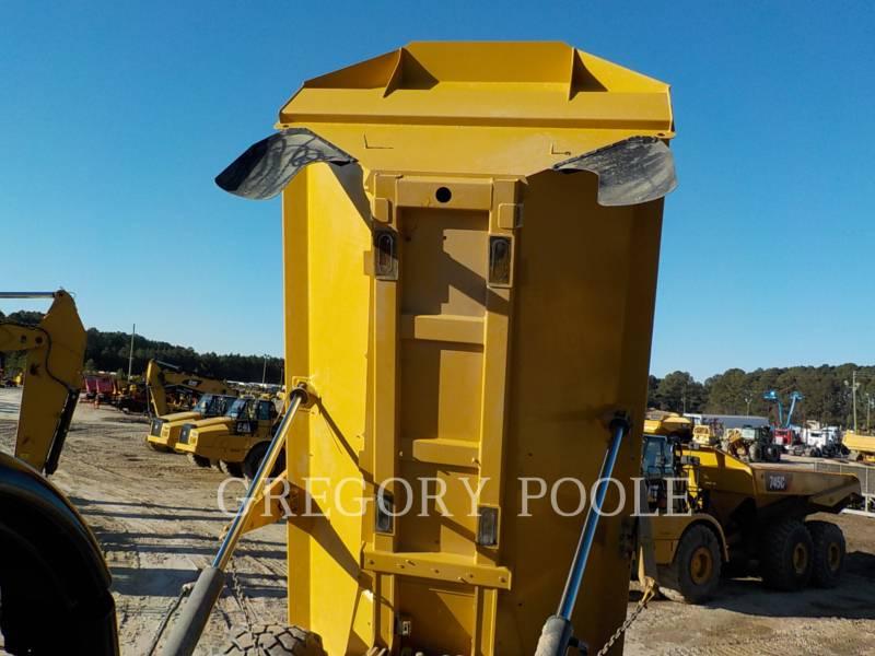 CATERPILLAR CAMIONES ARTICULADOS 745C equipment  photo 13