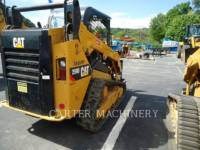 CATERPILLAR SKID STEER LOADERS 259D CYN equipment  photo 2
