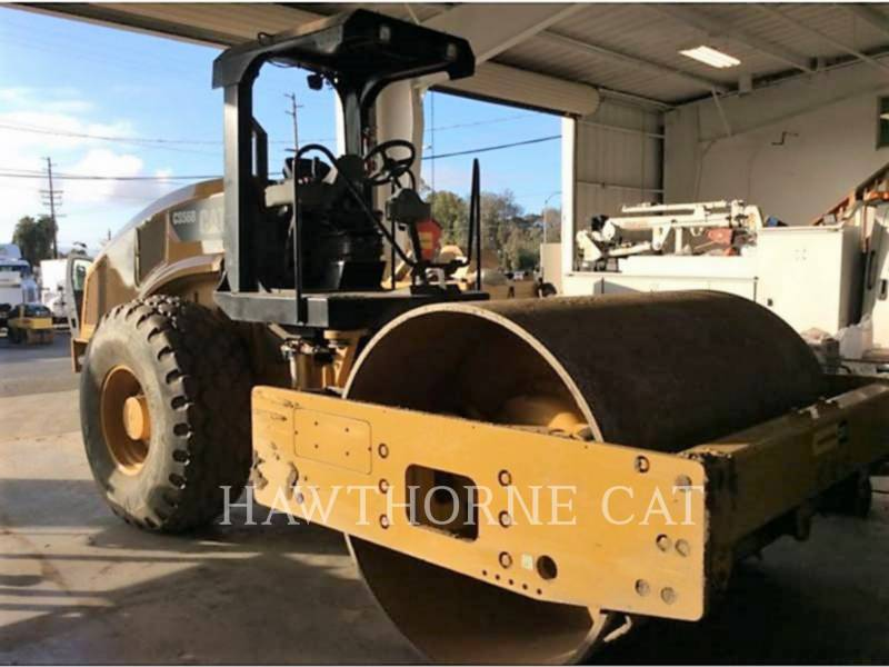 CATERPILLAR HERRAMIENTA: COMPACTADOR CS56B equipment  photo 1