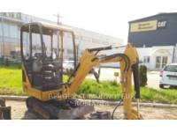 Equipment photo CATERPILLAR 301.4 C トラック油圧ショベル 1