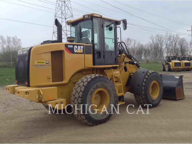 CATERPILLAR WHEEL LOADERS/INTEGRATED TOOLCARRIERS 930HIT 3R equipment  photo 4