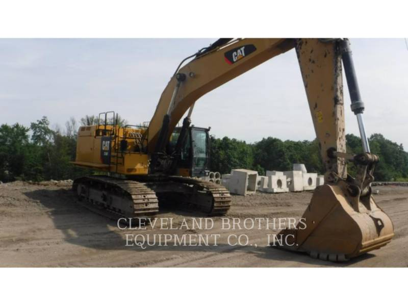 CATERPILLAR トラック油圧ショベル 374FL equipment  photo 2
