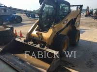 CATERPILLAR SKID STEER LOADERS 272C equipment  photo 3