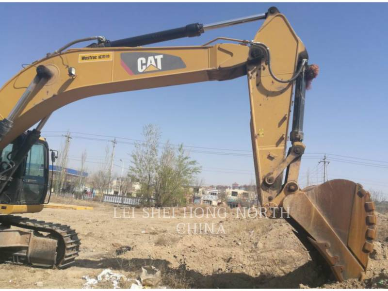 CATERPILLAR TRACK EXCAVATORS 336D2 equipment  photo 12